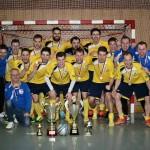 Futsal Zlín 2015-2016 Mistři